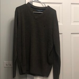 Men's US polo sweater